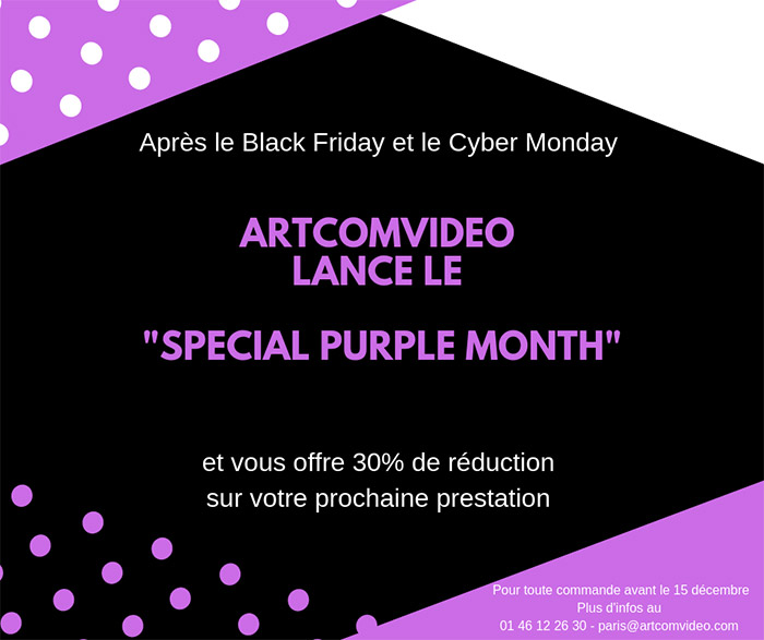 Artcomvideo-special-purple-month